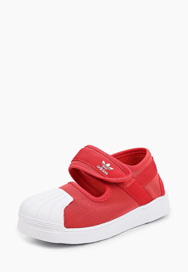 Туфли для мальчиков Adidas Originals (Адидас Ориджиналс) EF7414: изображение 2