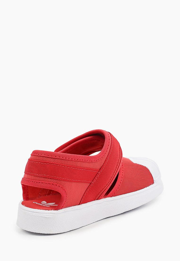 Туфли для мальчиков Adidas Originals (Адидас Ориджиналс) EF7414: изображение 3