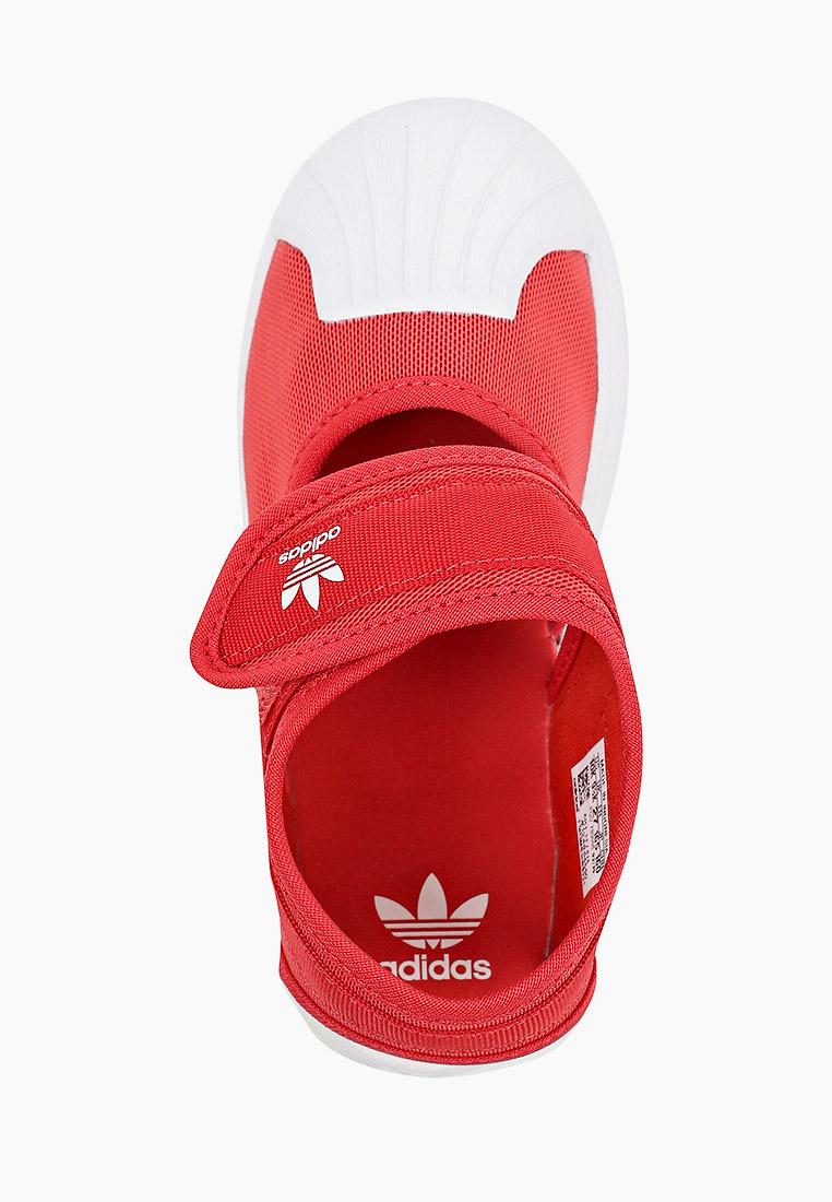 Туфли для мальчиков Adidas Originals (Адидас Ориджиналс) EF7414: изображение 4