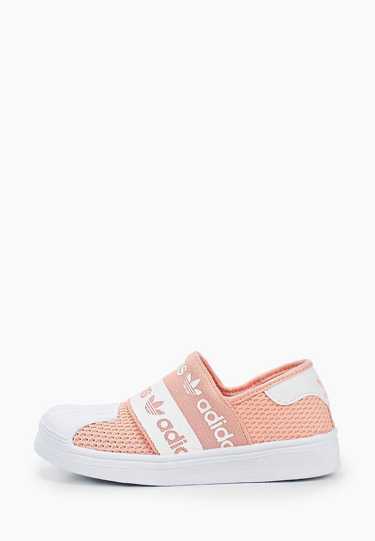 Мокасины Adidas Originals (Адидас Ориджиналс) EG7886
