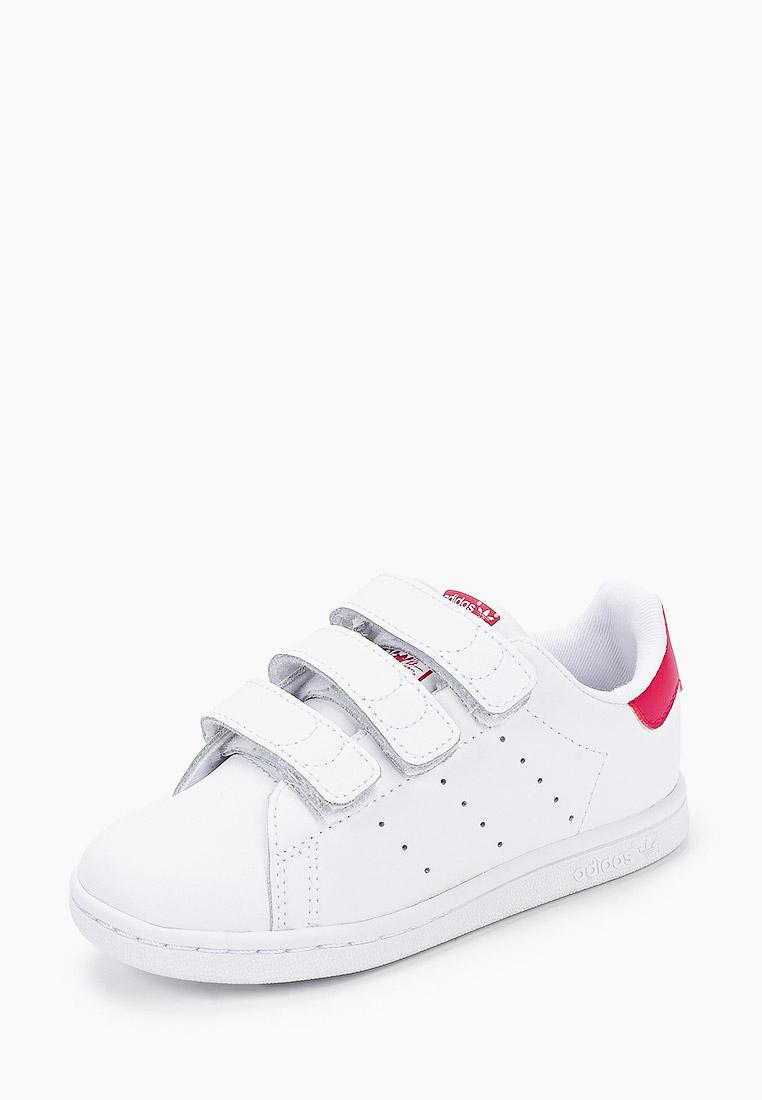 Кеды Adidas Originals (Адидас Ориджиналс) BZ0523: изображение 2