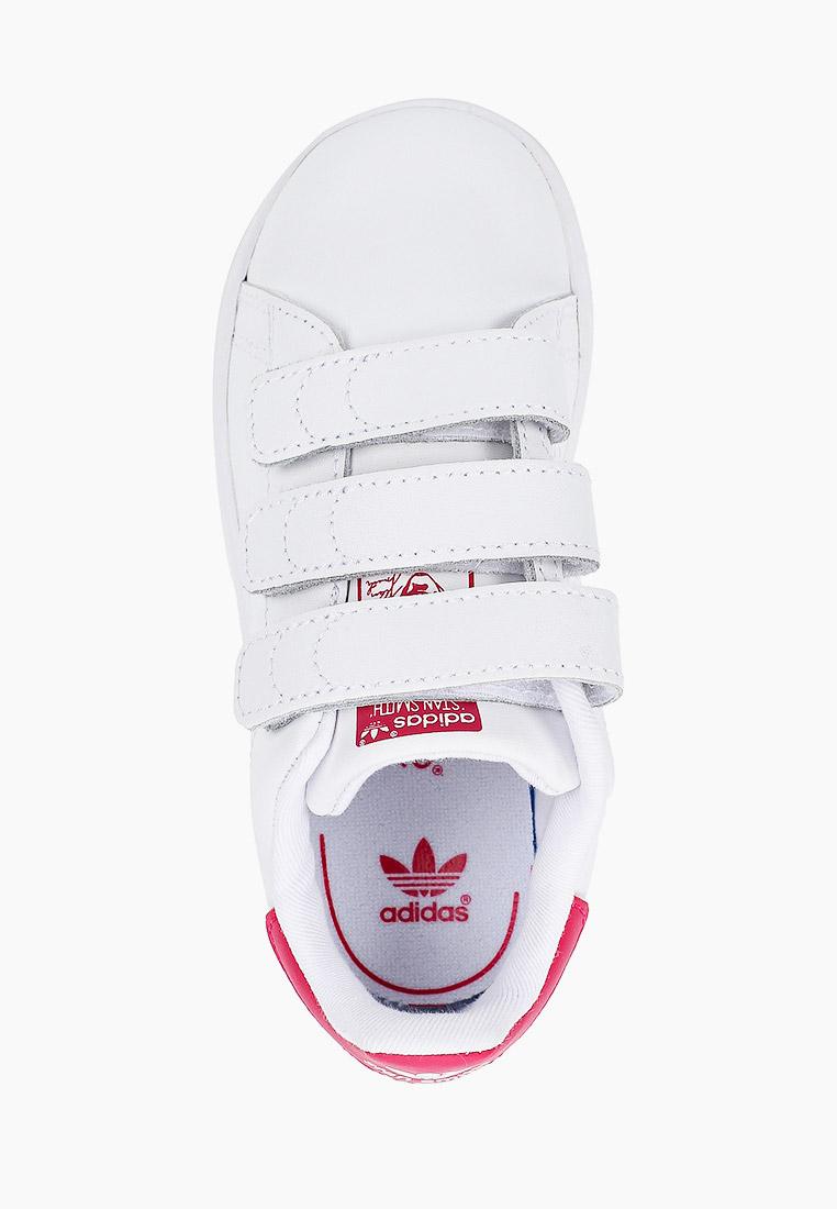 Кеды Adidas Originals (Адидас Ориджиналс) BZ0523: изображение 4