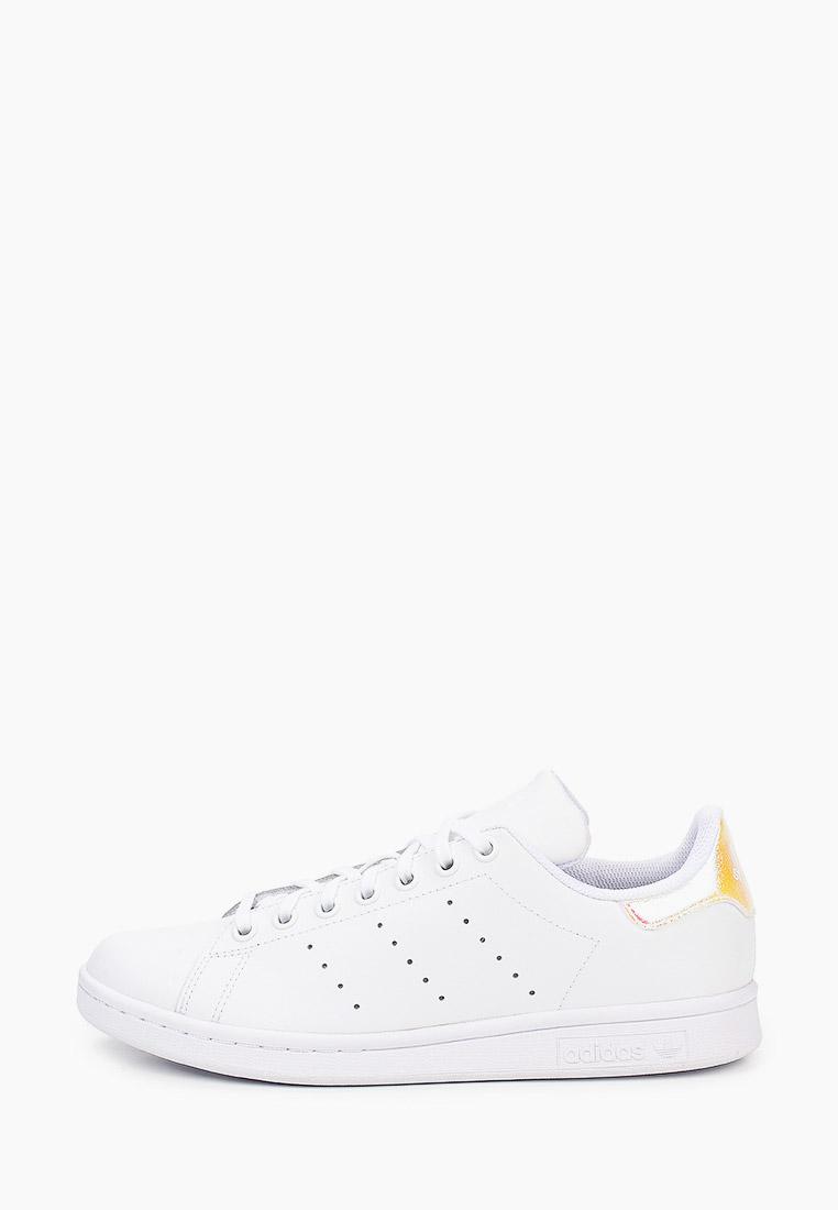 Кеды для девочек Adidas Originals (Адидас Ориджиналс) FU6673
