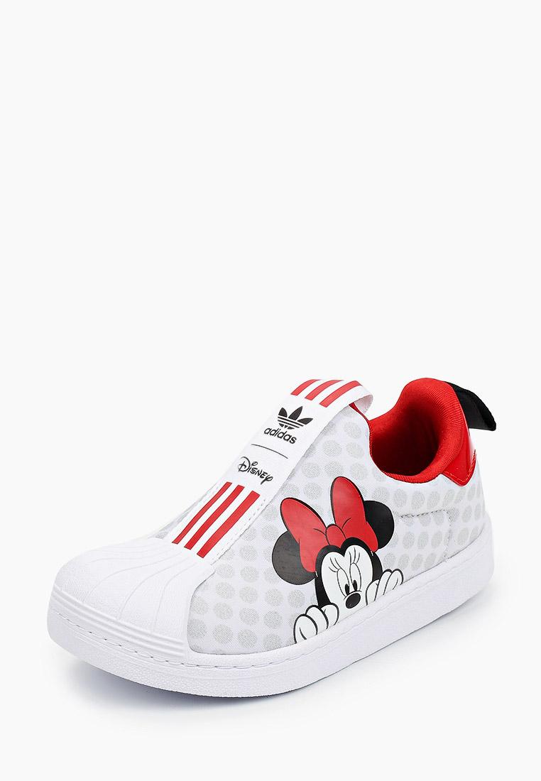 Мокасины Adidas Originals (Адидас Ориджиналс) FX4900: изображение 2