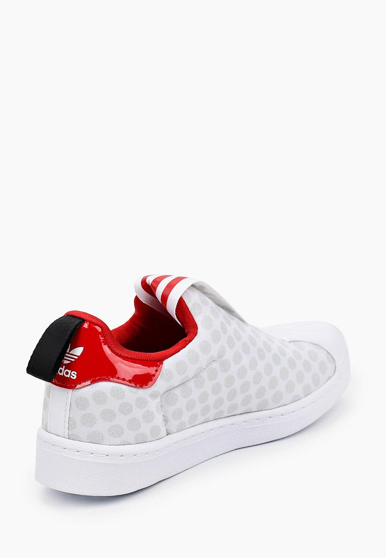 Мокасины Adidas Originals (Адидас Ориджиналс) FX4900: изображение 3
