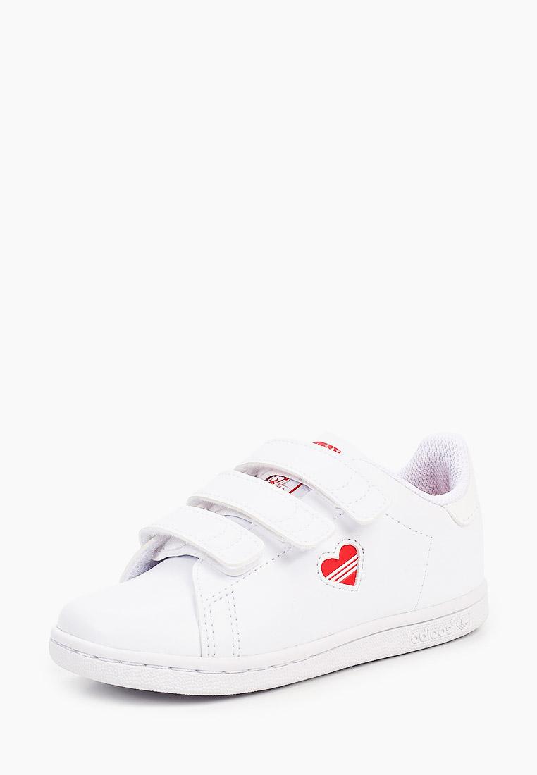 Кеды Adidas Originals (Адидас Ориджиналс) FZ2835: изображение 2