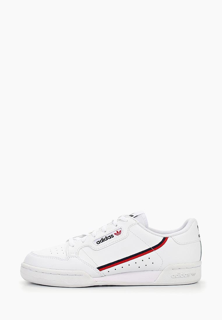 Кеды для девочек Adidas Originals (Адидас Ориджиналс) F99787