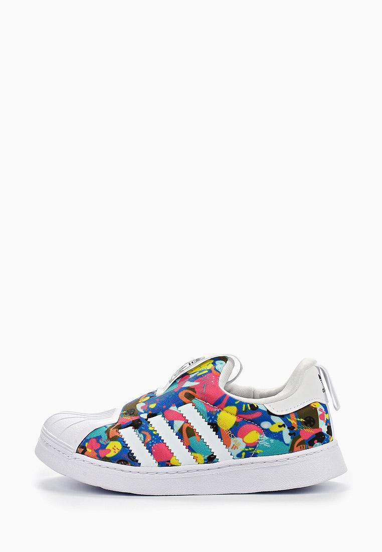 Мокасины Adidas Originals (Адидас Ориджиналс) EE6275