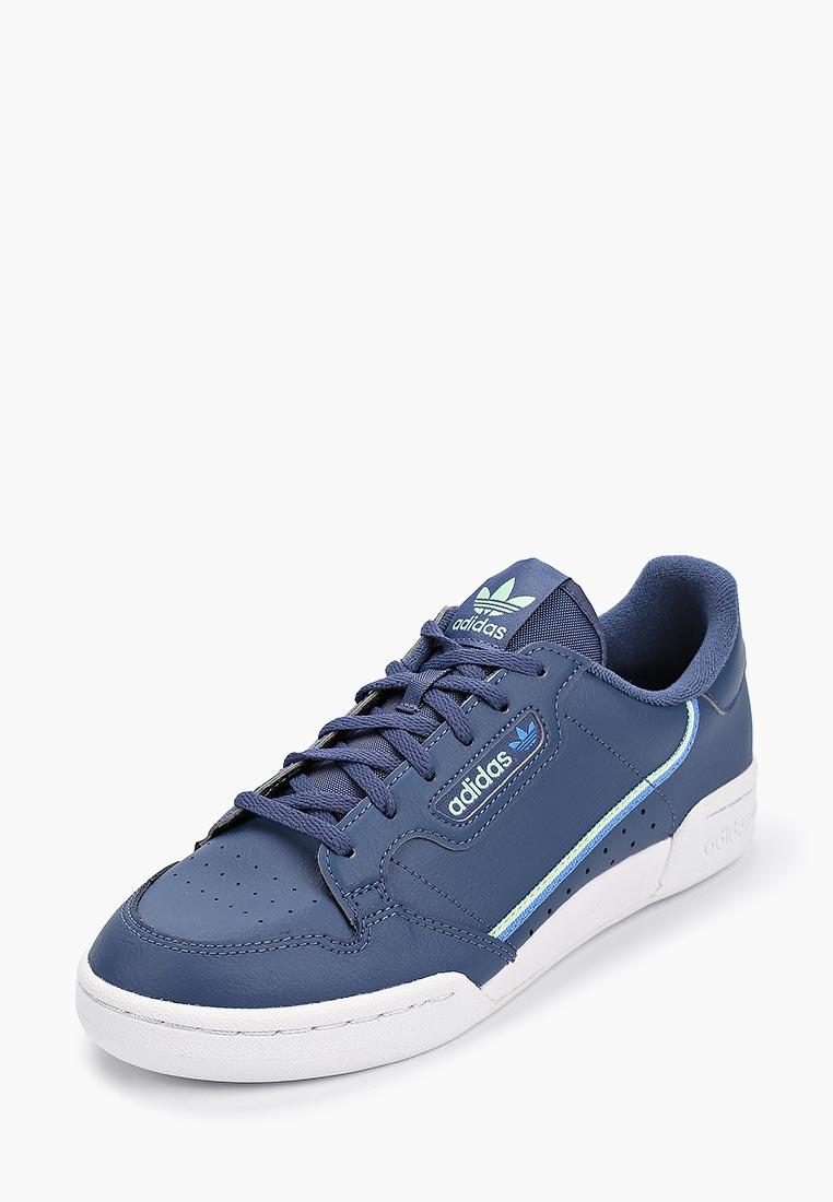 Кеды Adidas Originals (Адидас Ориджиналс) EE6414: изображение 2