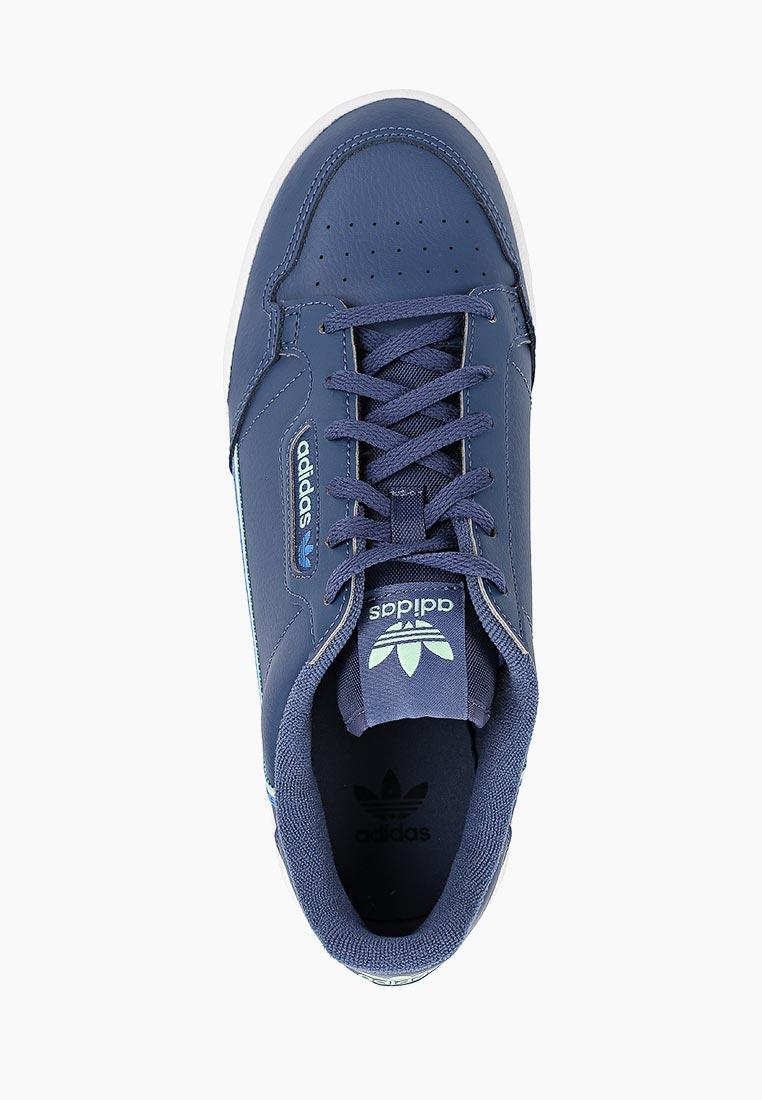 Кеды Adidas Originals (Адидас Ориджиналс) EE6414: изображение 4