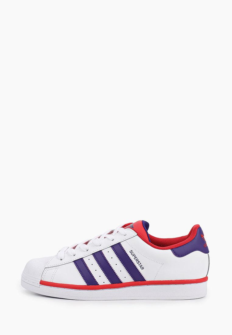 Кеды для мальчиков Adidas Originals (Адидас Ориджиналс) FV3666