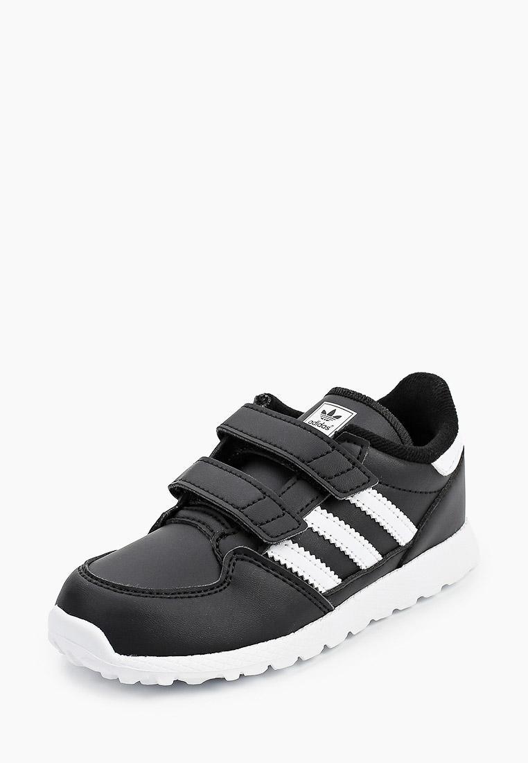 Кроссовки для мальчиков Adidas Originals (Адидас Ориджиналс) EG8962: изображение 2