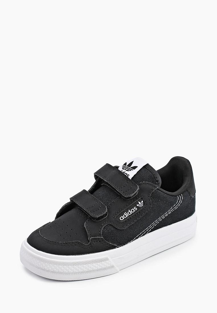 Кеды для мальчиков Adidas Originals (Адидас Ориджиналс) EG9101: изображение 2