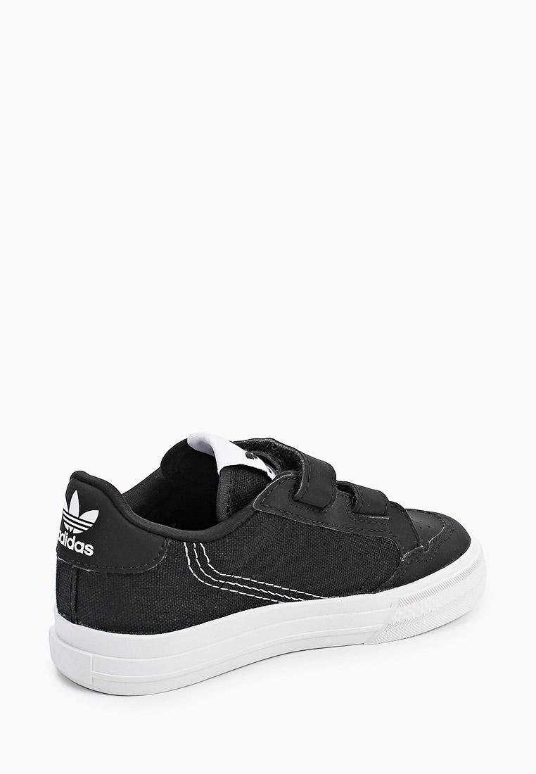 Кеды для мальчиков Adidas Originals (Адидас Ориджиналс) EG9101: изображение 3