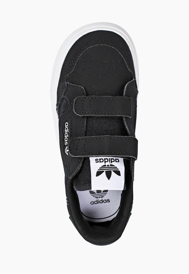 Кеды для мальчиков Adidas Originals (Адидас Ориджиналс) EG9101: изображение 4