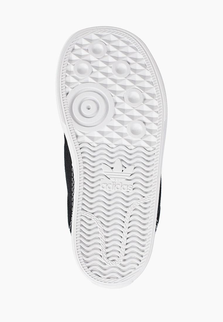 Кеды для мальчиков Adidas Originals (Адидас Ориджиналс) EG9101: изображение 5