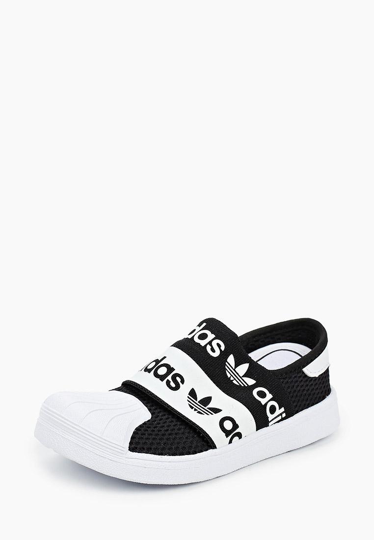 Мокасины для мальчиков Adidas Originals (Адидас Ориджиналс) EG7882: изображение 2