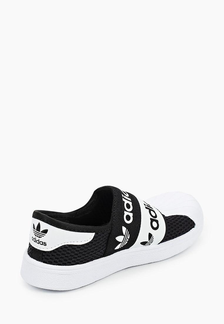 Мокасины для мальчиков Adidas Originals (Адидас Ориджиналс) EG7882: изображение 3