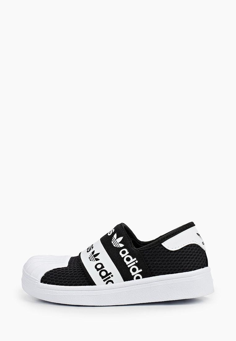 Мокасины для девочек Adidas Originals (Адидас Ориджиналс) EG7885