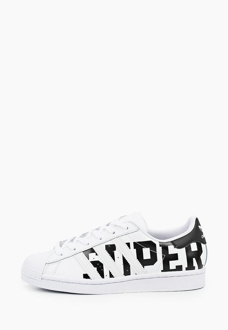 Кеды для мальчиков Adidas Originals (Адидас Ориджиналс) FV3744