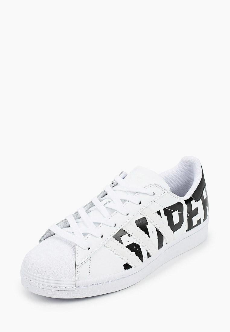Кеды для мальчиков Adidas Originals (Адидас Ориджиналс) FV3744: изображение 2