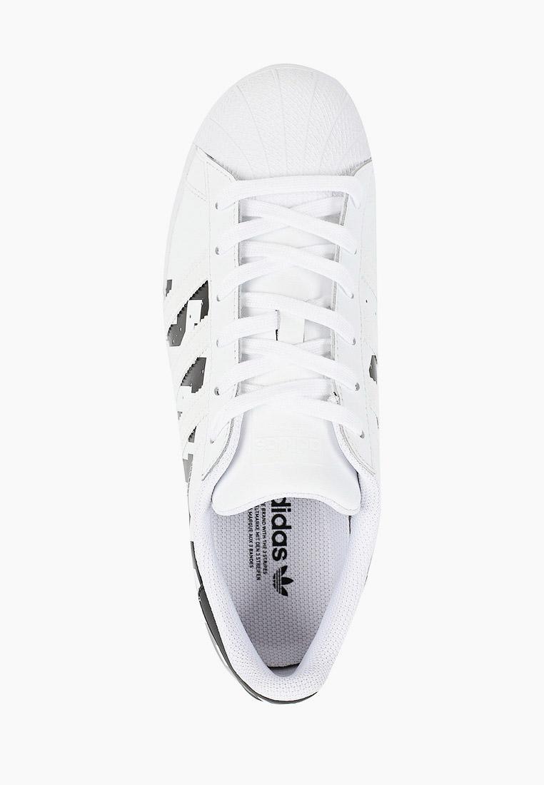 Кеды для мальчиков Adidas Originals (Адидас Ориджиналс) FV3744: изображение 4