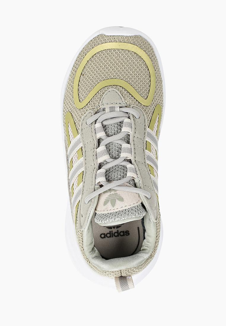 Кроссовки для мальчиков Adidas Originals (Адидас Ориджиналс) EF5795: изображение 4