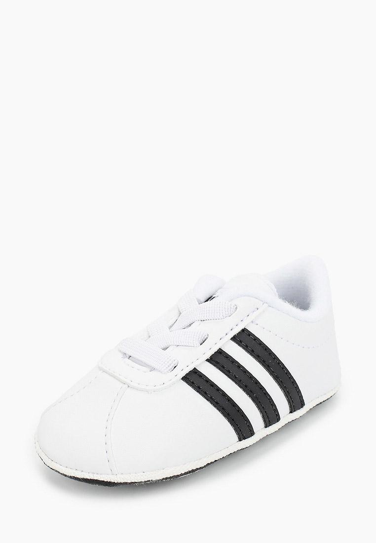 Кеды для мальчиков Adidas Originals (Адидас Ориджиналс) F36605: изображение 2