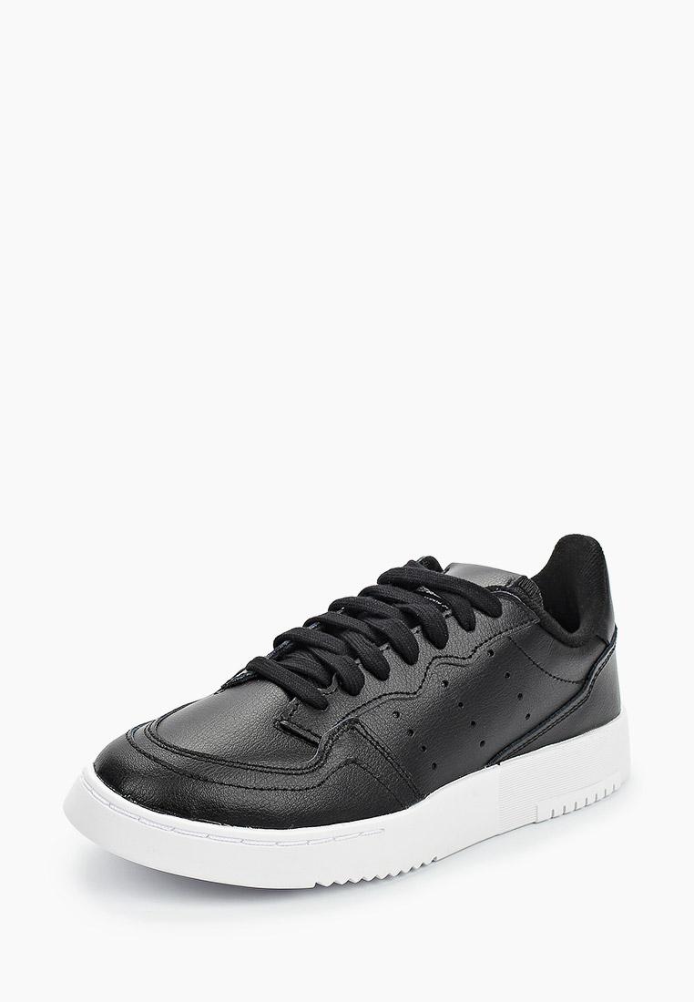 Кеды для мальчиков Adidas Originals (Адидас Ориджиналс) EE7727: изображение 2