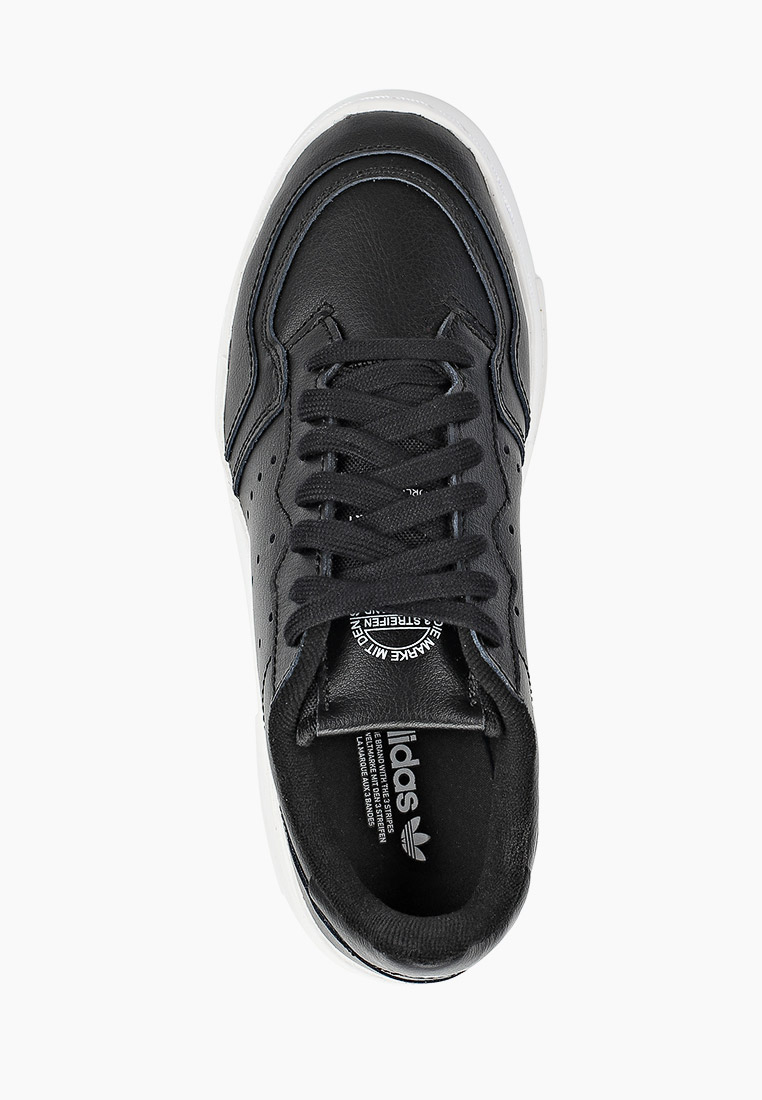 Кеды для мальчиков Adidas Originals (Адидас Ориджиналс) EE7727: изображение 4