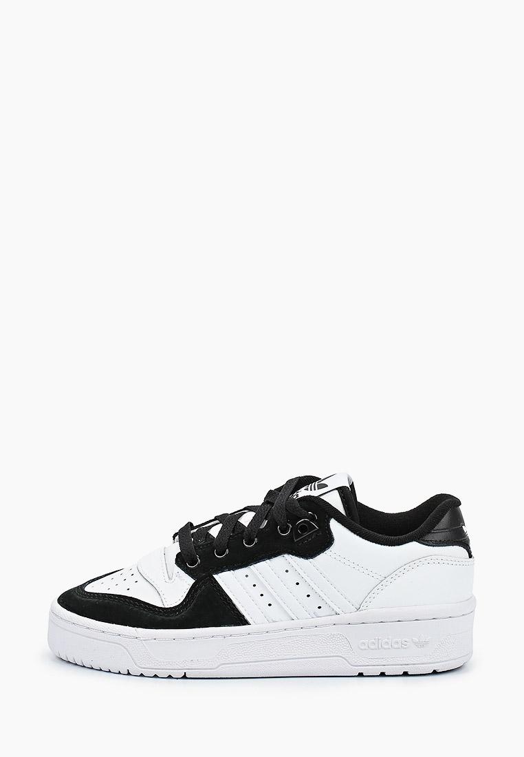Кеды для мальчиков Adidas Originals (Адидас Ориджиналс) FV4949: изображение 1