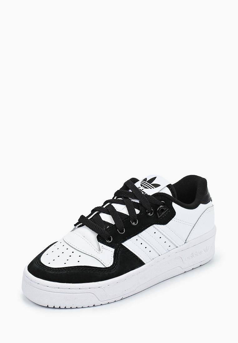 Кеды для мальчиков Adidas Originals (Адидас Ориджиналс) FV4949: изображение 2