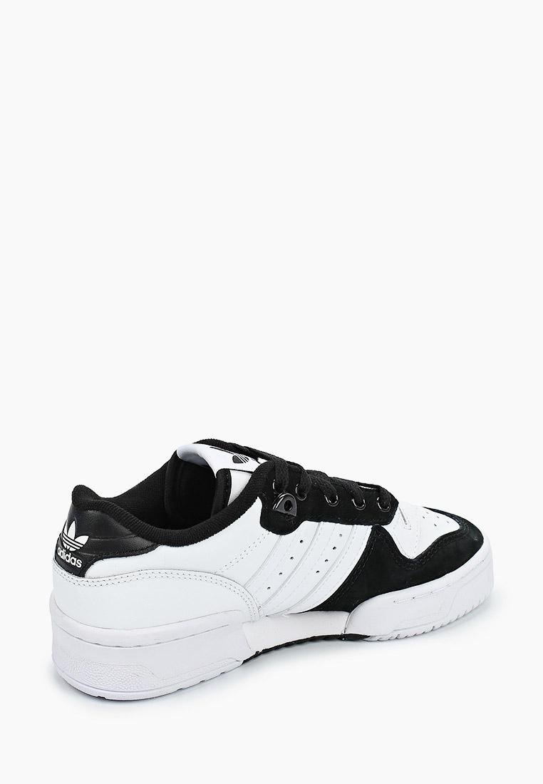 Кеды для мальчиков Adidas Originals (Адидас Ориджиналс) FV4949: изображение 3