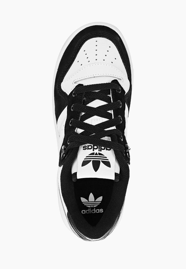 Кеды для мальчиков Adidas Originals (Адидас Ориджиналс) FV4949: изображение 4