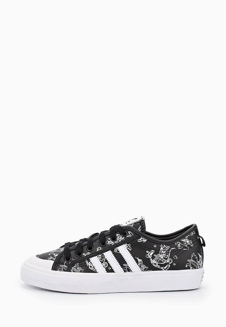 Кеды для мальчиков Adidas Originals (Адидас Ориджиналс) FW9596