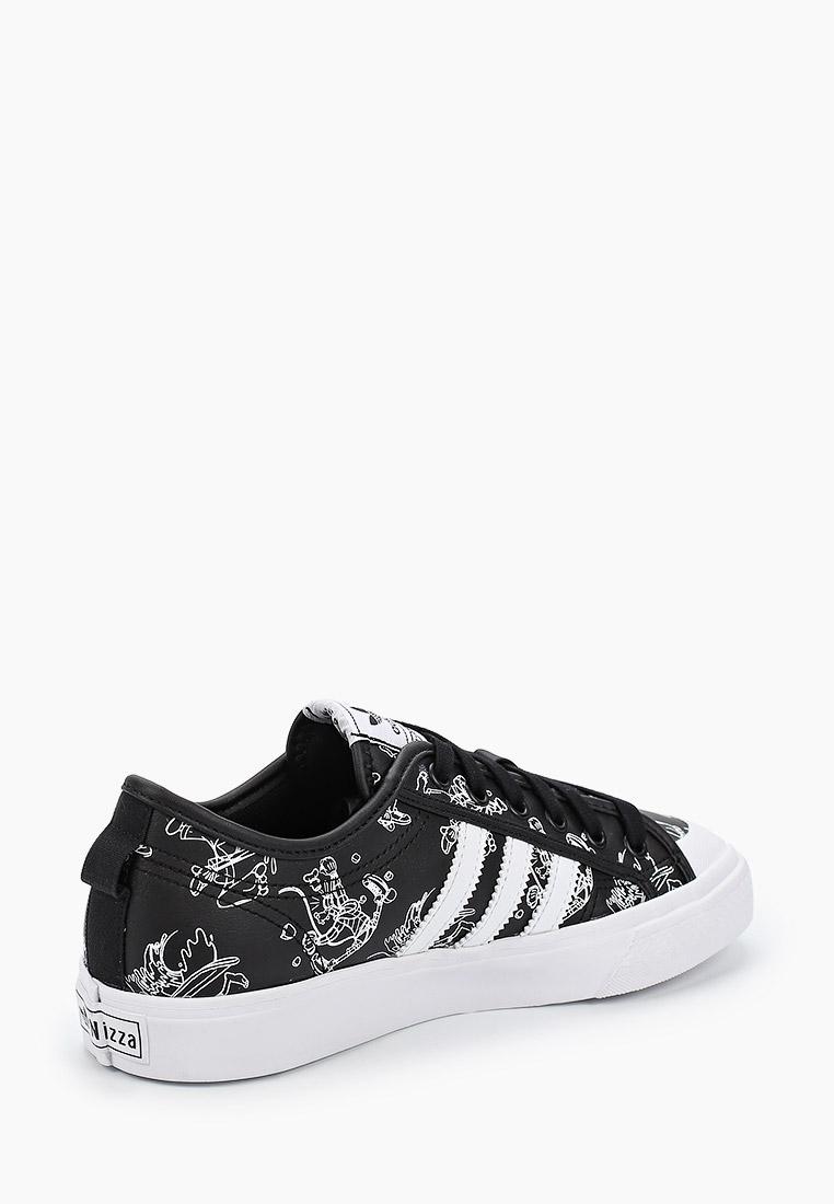 Кеды для мальчиков Adidas Originals (Адидас Ориджиналс) FW9596: изображение 3