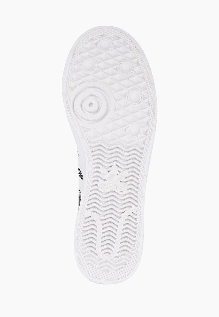 Кеды для мальчиков Adidas Originals (Адидас Ориджиналс) FW9596: изображение 5