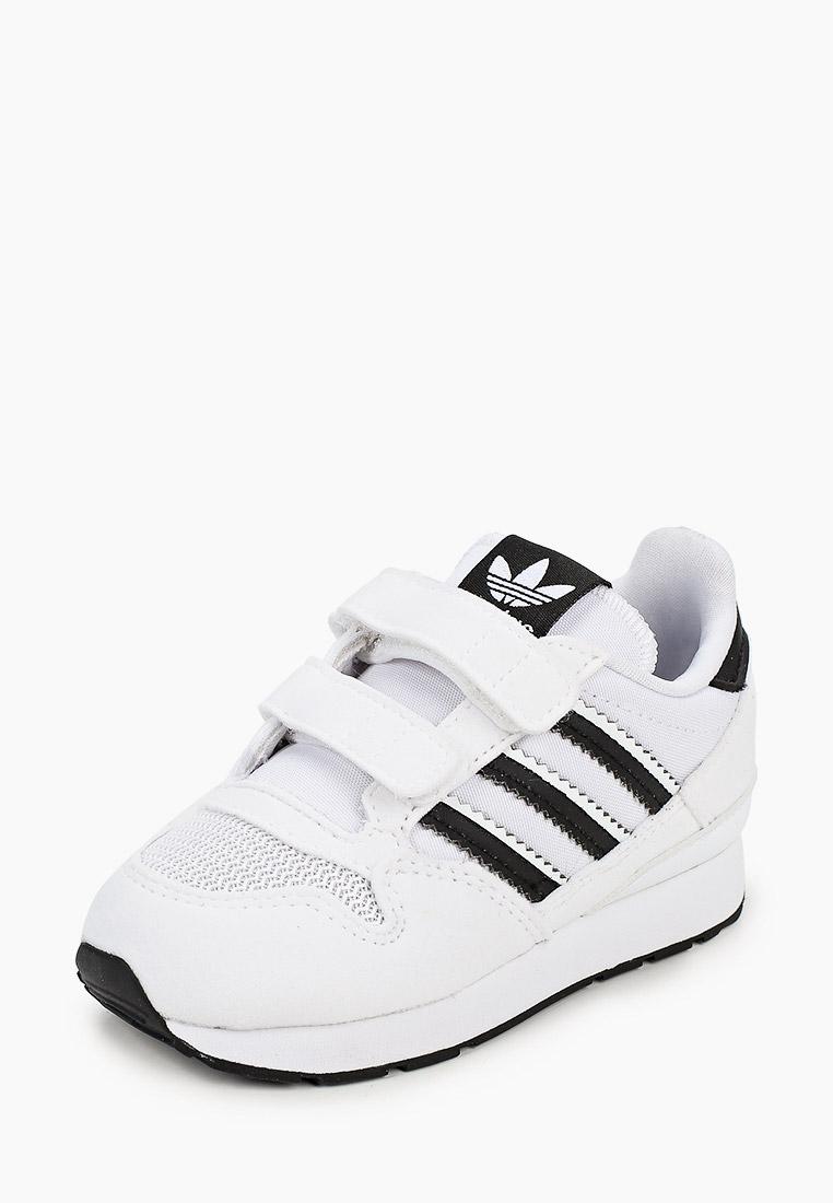 Кроссовки для мальчиков Adidas Originals (Адидас Ориджиналс) FW4038: изображение 2
