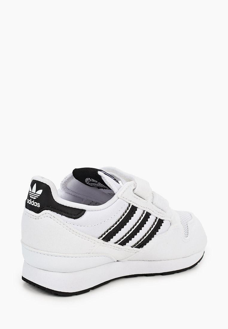 Кроссовки для мальчиков Adidas Originals (Адидас Ориджиналс) FW4038: изображение 3
