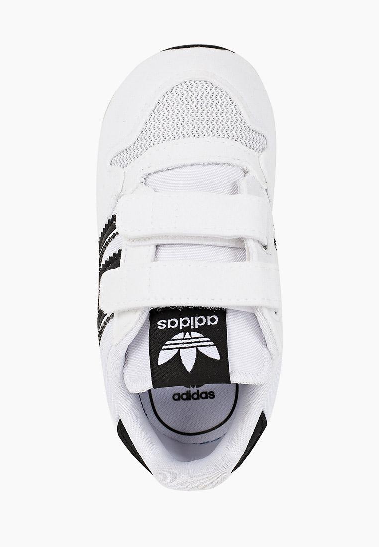 Кроссовки для мальчиков Adidas Originals (Адидас Ориджиналс) FW4038: изображение 4
