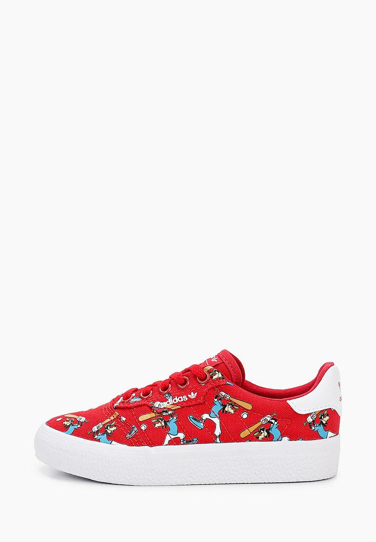 Кеды для мальчиков Adidas Originals (Адидас Ориджиналс) FW3817: изображение 1