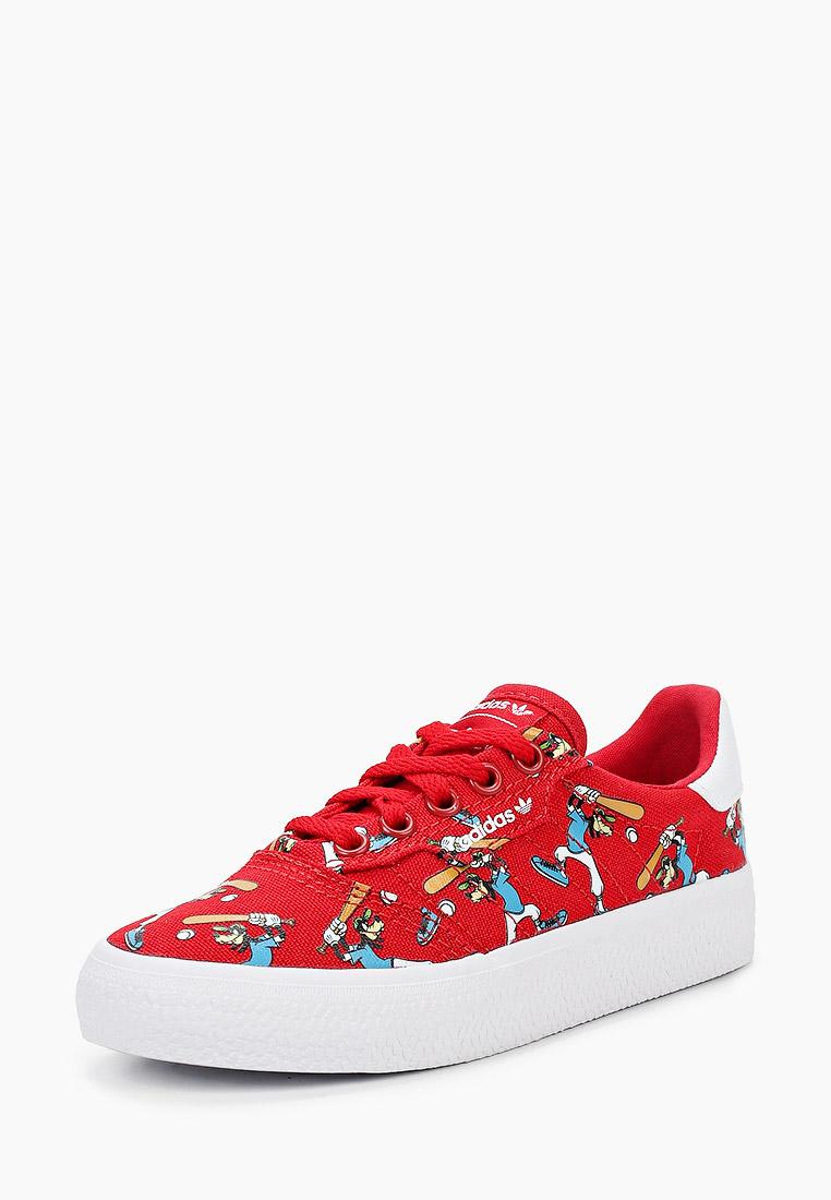 Кеды для мальчиков Adidas Originals (Адидас Ориджиналс) FW3817: изображение 2