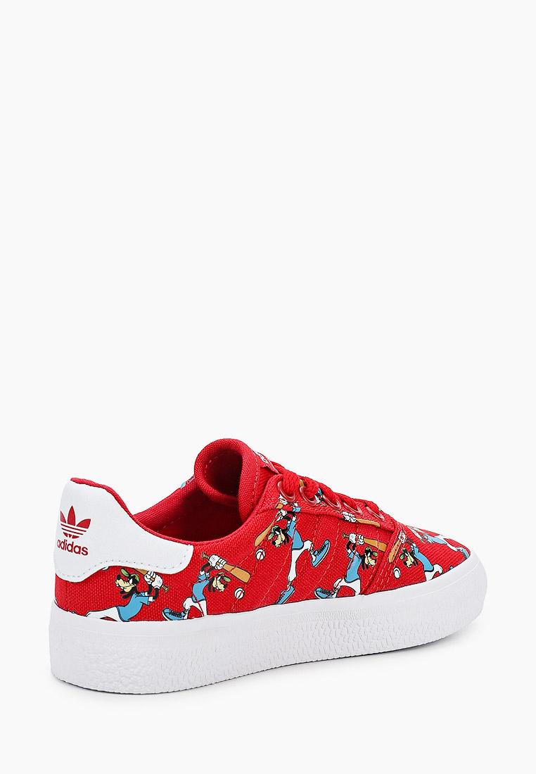 Кеды для мальчиков Adidas Originals (Адидас Ориджиналс) FW3817: изображение 3