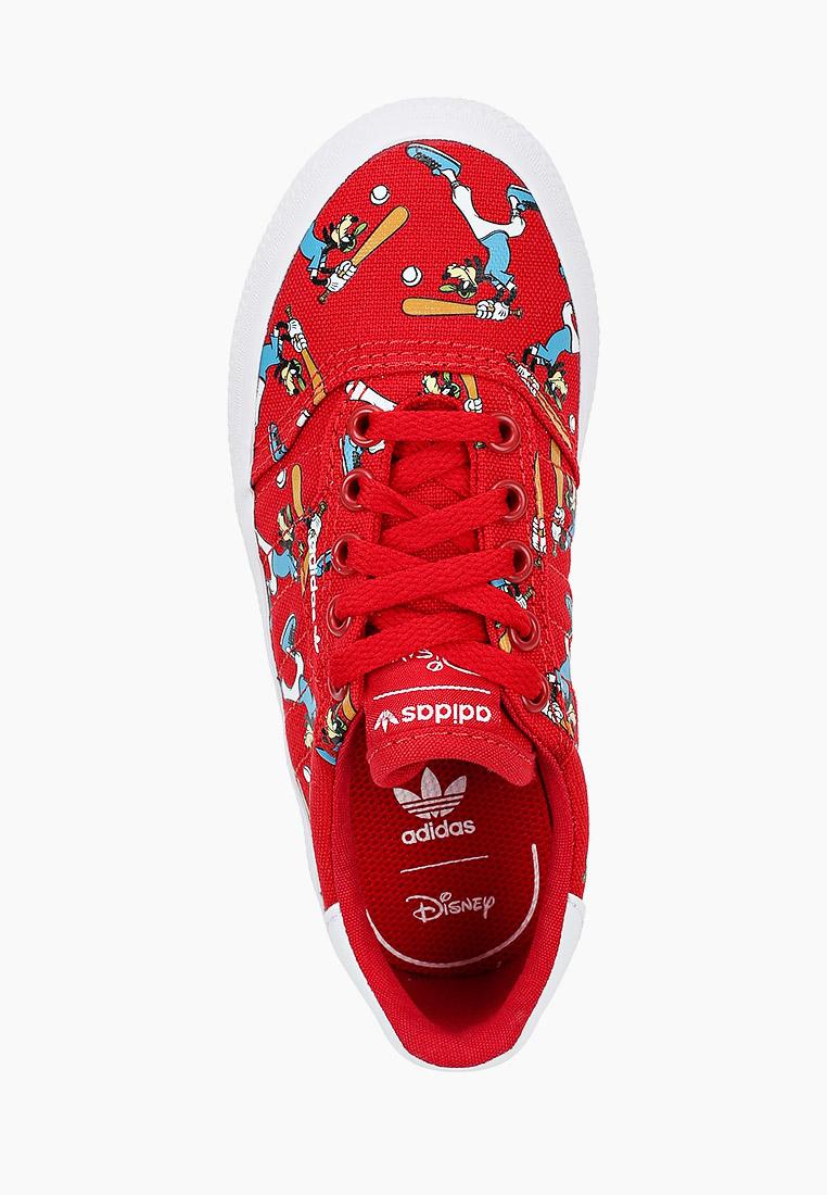 Кеды для мальчиков Adidas Originals (Адидас Ориджиналс) FW3817: изображение 4