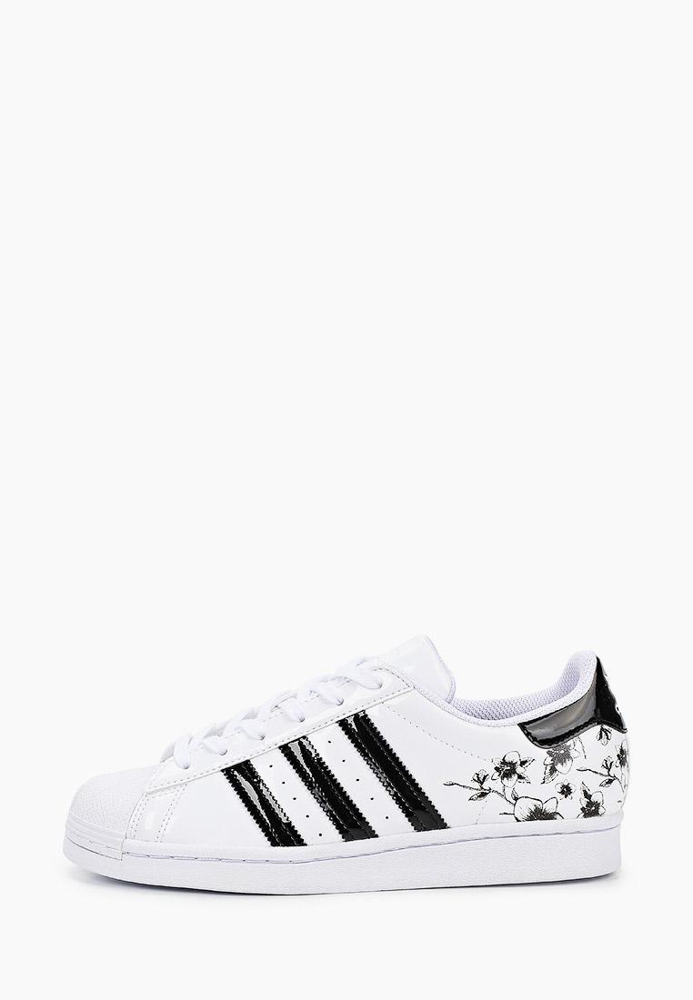 Кеды для мальчиков Adidas Originals (Адидас Ориджиналс) FW0779