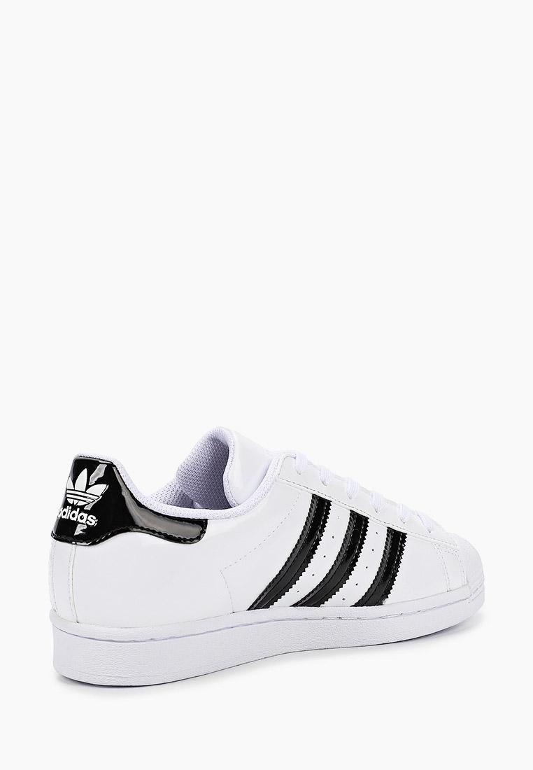 Кеды для мальчиков Adidas Originals (Адидас Ориджиналс) FW0779: изображение 3