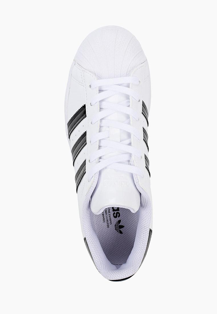 Кеды для мальчиков Adidas Originals (Адидас Ориджиналс) FW0779: изображение 4