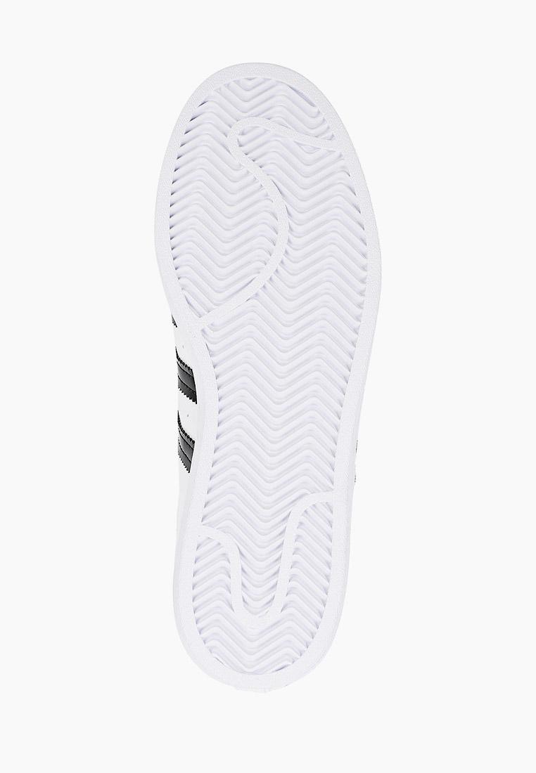 Кеды для мальчиков Adidas Originals (Адидас Ориджиналс) FW0779: изображение 5