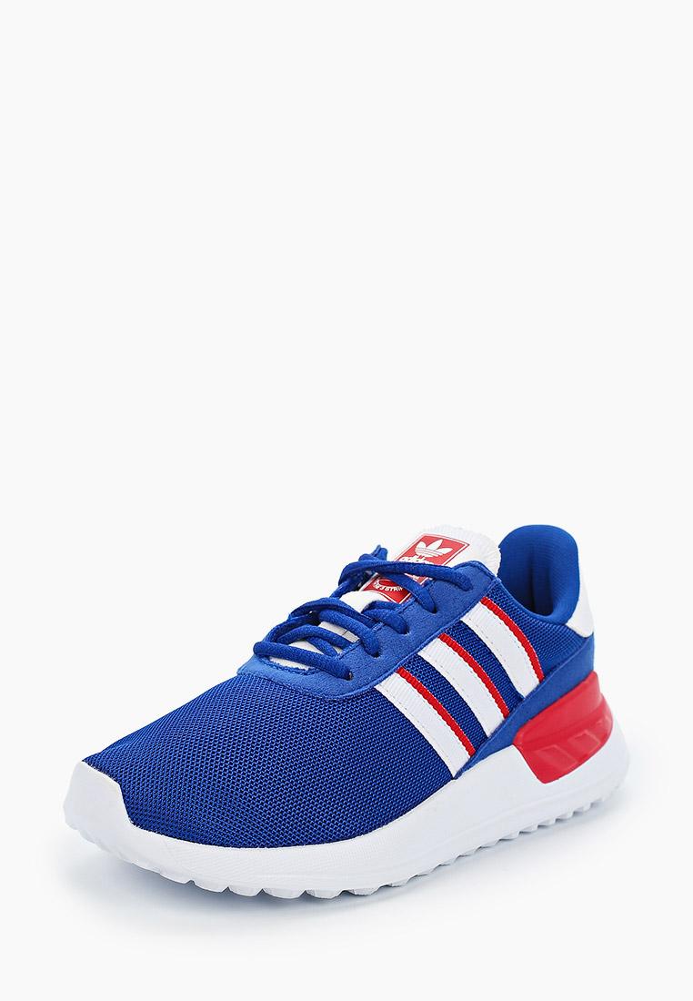 Кроссовки для мальчиков Adidas Originals (Адидас Ориджиналс) FW0585: изображение 2