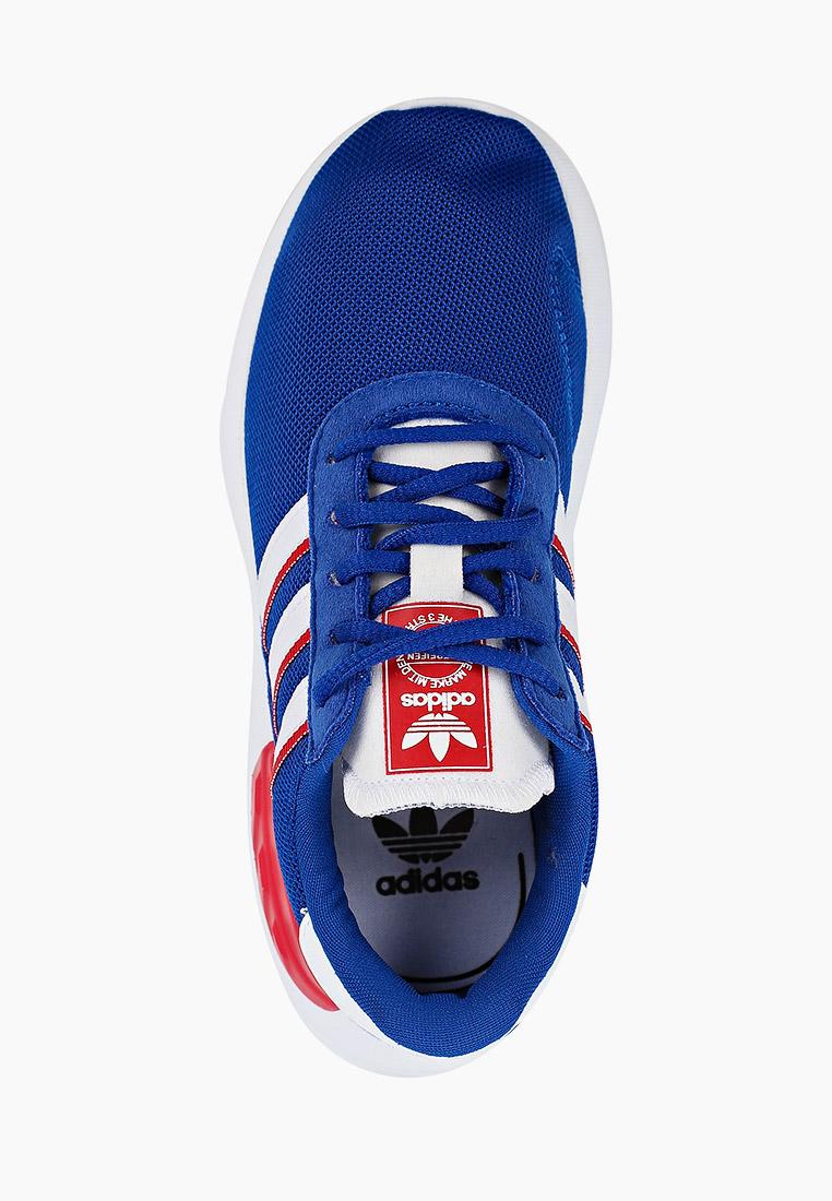 Кроссовки для мальчиков Adidas Originals (Адидас Ориджиналс) FW0585: изображение 4